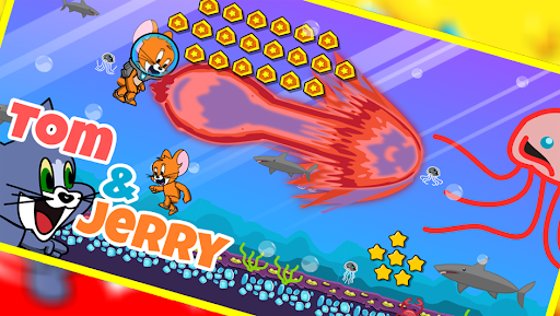 Tom Cat Dash And Mouse Runner 2.2 screenshots 4