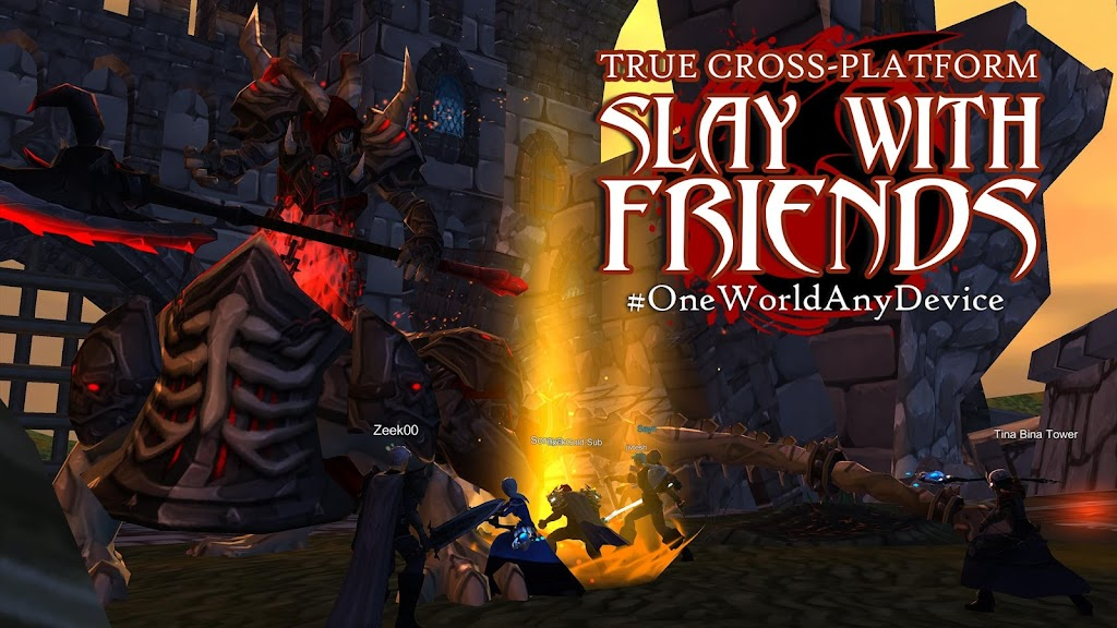 AdventureQuest 3D MMO RPG  poster 0