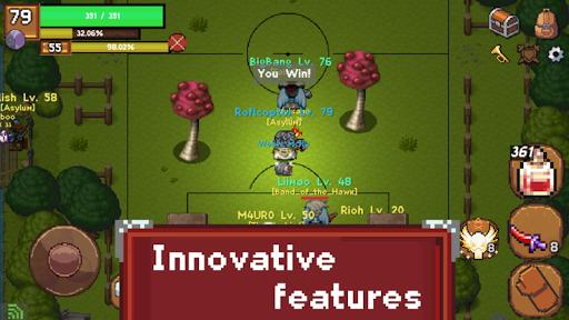 Sword of Legacy - MMORPG (beta) 0.4.0 screenshots 3