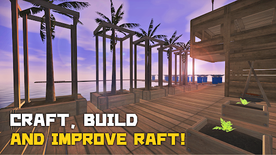 Survival and Craft: Crafting In The Ocean Mod Apk 276 (Free Shopping) 1