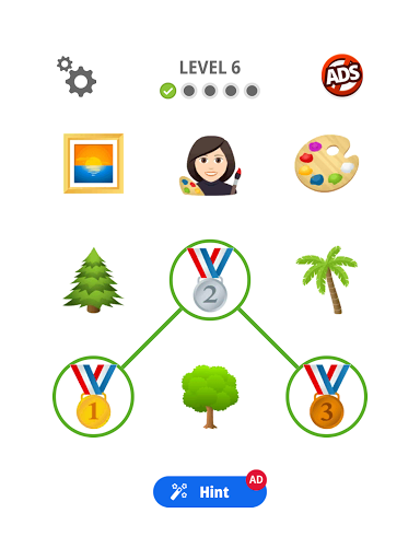 Emoji Match & Connect  screenshots 17