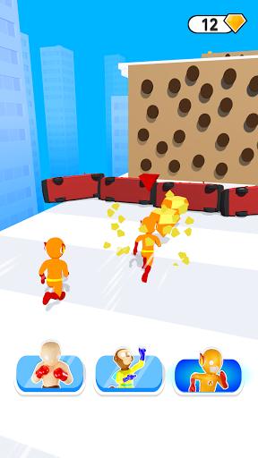 Super Hero Run 3D apkdebit screenshots 1