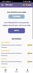 Gift Dany – Free Game Codes 5