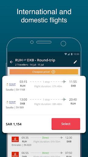Almosafer: Hotels, Flights and Holidays 6.3.0 screenshots 2