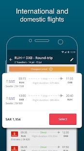 Almosafer: Hotels, Flights and Holidays Screenshot