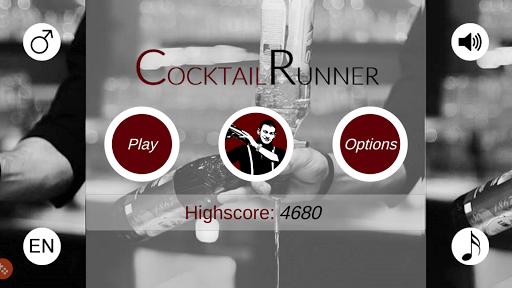 cocktail runner screenshot 1