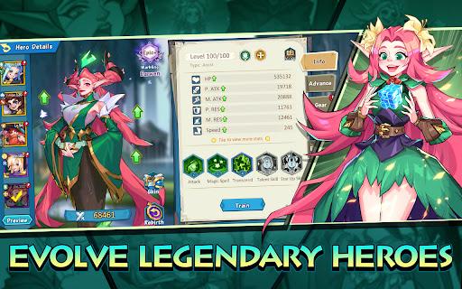 Hero Squad - Idle Adventure  screenshots 13