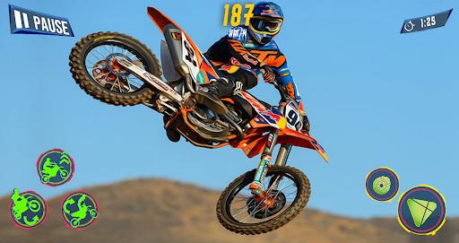Moto Dirt Bike Stunt Games: Dirt Bike Stunt Racing  screenshots 11