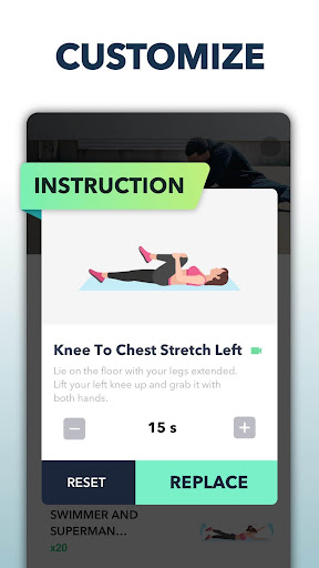 Stretching Exercises at Home -Flexibility Training 1.1.5 Screenshots 4
