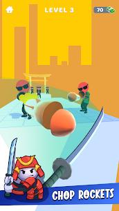Free Sword Play! Ninja Slice Runner 3