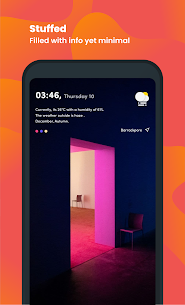 Abstract Pro for KWGT (MOD APK, Paid) v1.3 4