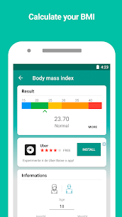 Weight Monitor and BMI For Pc – (Free Download On Windows 7/8/10/mac) 4