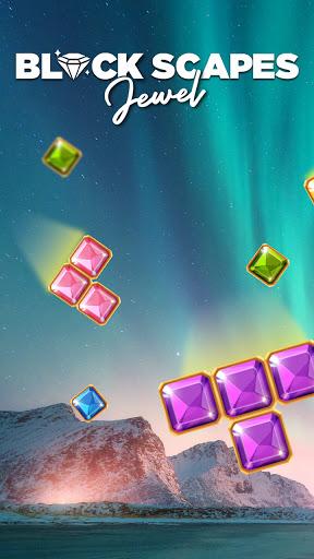 Blockscapes Jewel - Block Puzzle Game  screenshots 1