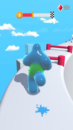 Blob Runner 3D apkpoly screenshots 1