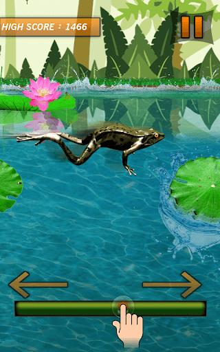 Frog Jumping Mania 1.0.2 screenshots 2