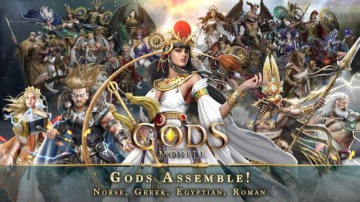 Gods Mobile 1.1.1 pic 1