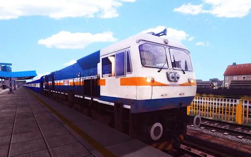 City Train Driving Simulator: Public Train screenshots 13