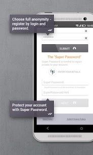 Secure messenger SafeUM 3