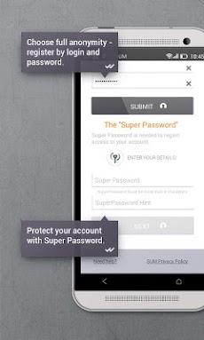 Secure messenger SafeUMのおすすめ画像3