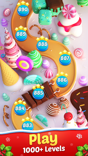 Cake Smash Mania - Swap and Match 3 Puzzle Game 3.0.5050 screenshots 5