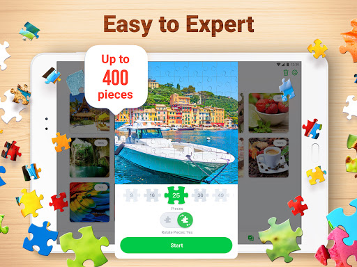 Jigsaw Puzzles - Puzzle Game modavailable screenshots 11