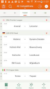 Futbol24 – soccer live scores & results 1