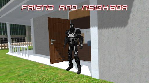Spider Hero : Super Rope Man  screenshots 8