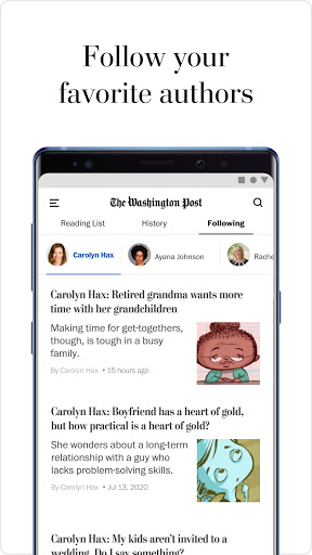 The Washington Post 5.8.1 Screenshots 7