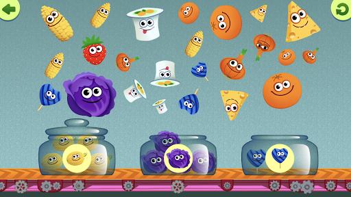 FunnyFood Kindergarten learning games for toddlers 2.4.1.19 Screenshots 6