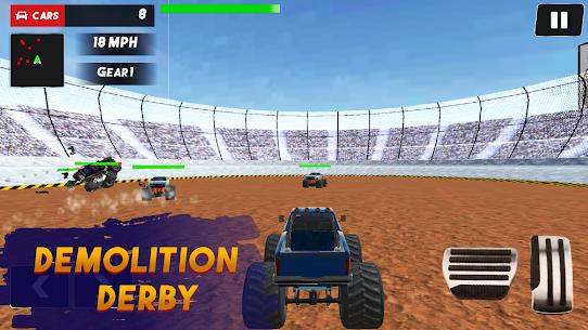 Monster Truck Demolition – Derby Destruction 2021 6
