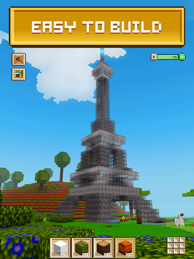 Block Craft 3D: Building Simulator Games For Free  poster 1