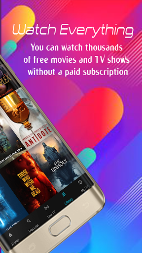 Foto do EASYFLIX: Stream Live TV, Watch Movies & TV shows
