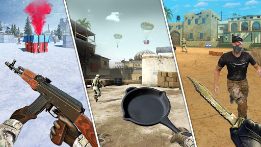 FPS Commando Secret Mission - Free Shooting Games goodtube screenshots 15