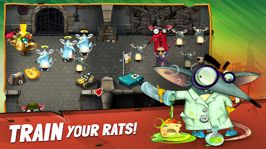 The Rats: Feed, Train and Dress Up Your Rat Family 3.29.9