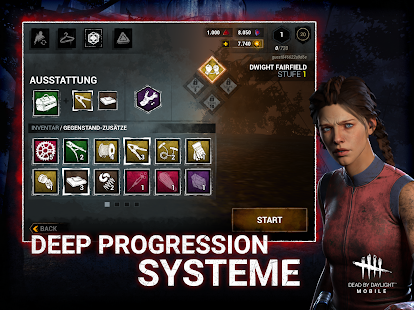 DEAD BY DAYLIGHT MOBILE – Multiplayer Horror Game Capture d'écran