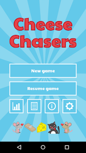 Cheese Chasers Board Game