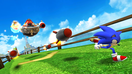 Sonic Dash - Endless Running & Racing Game goodtube screenshots 7