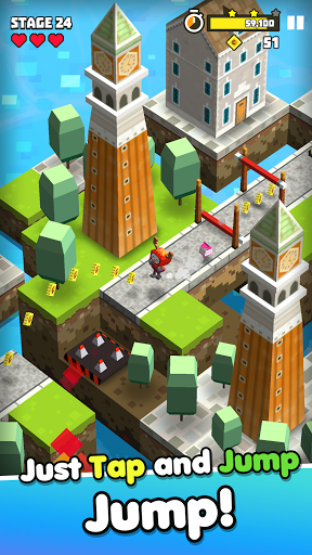 Cubie Adventure World screenshots 10