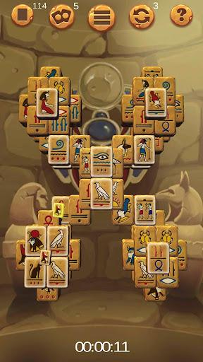 Doubleside Mahjong Cleopatra 2 1.6 screenshots 4
