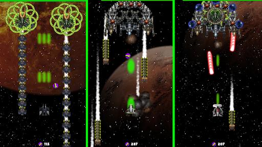 spaceship war game 2 apkdebit screenshots 9