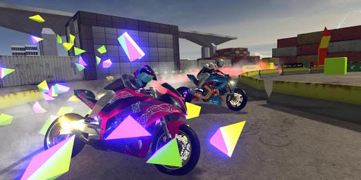 Drift Bike Racing apkpoly screenshots 5