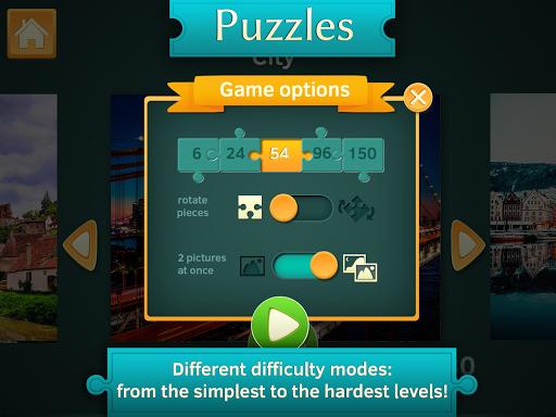 Landscape Jigsaw Puzzles Free Apkfinish screenshots 6
