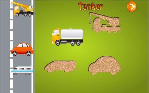 QCat Car Puzzle Free  screenshots 2