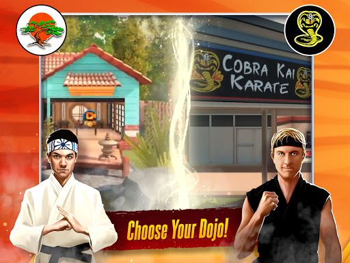 Cobra Kai: Card Fighter goodtube screenshots 7