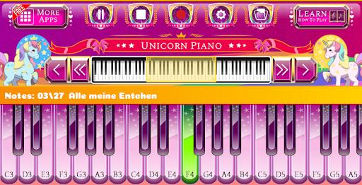 Unicorn Piano 1.1.5 Screenshots 7