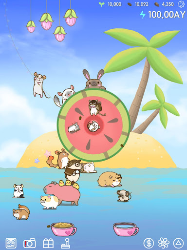 Rolling Mouse - Hamster Clicker  screenshots 8