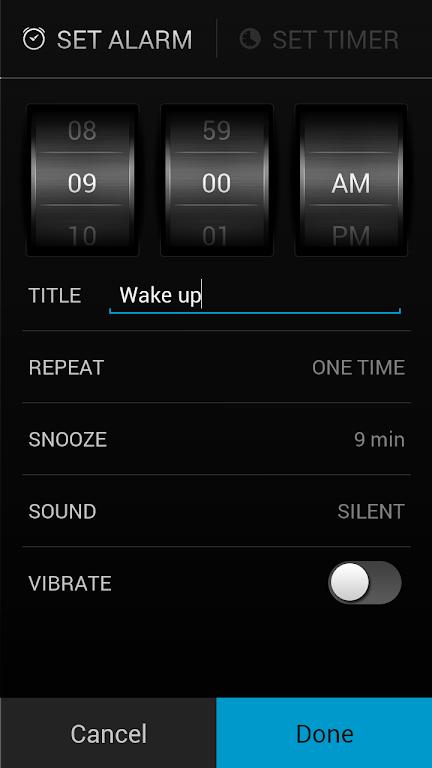 Alarm Clock poster 6