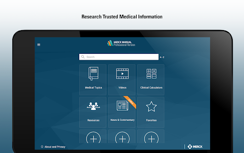Merck Manual Professional  Screenshots 11