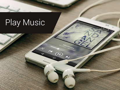 Audio & Music Player Screenshot