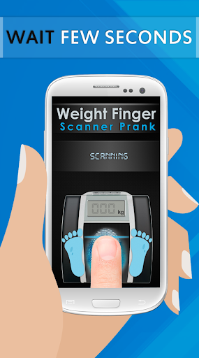 Weight Finger Scanner Prank 16.8.0 Screenshots 11